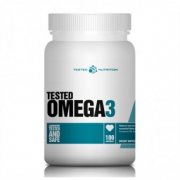 Omega 3 Tested Nutrition 100 caps.