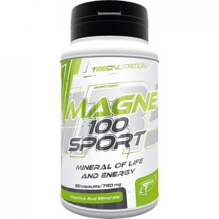 Magne 100 Sport Trec Nutrition 60 сaps.
