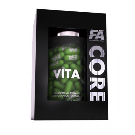 VitaCore Fitness Authority 120 caps. (мультивитамины повседневные)