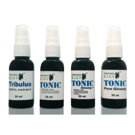 Спрей - TONIC (Экстракт концентрат 100%) (30 мл) (ноотропы: родиола розовая экстракт (золотой корень), лимонник экстракт