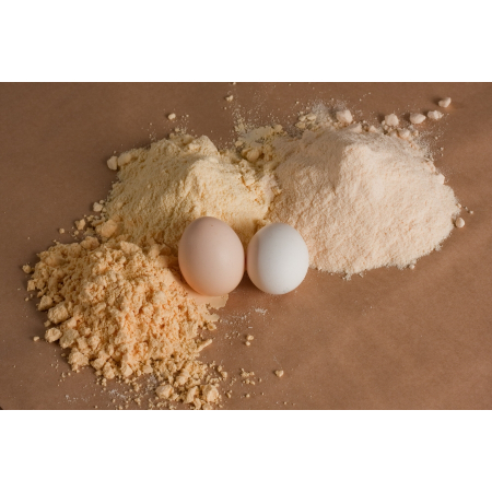 Альбумин 85% белка (яичный протеин на развес из белков куриных яиц) 1 кг Овостар Украина Proteininkiev