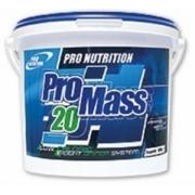 Гейнер Pro Nutrition - Pro Mass 20 (6000 гр)