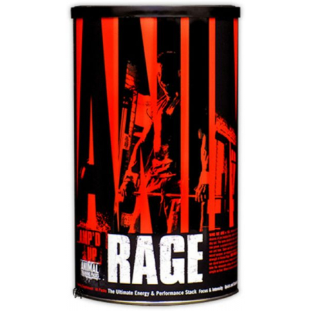 Animal Rage Universal Nutrition 44 пакетика