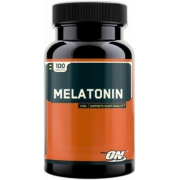 Optimum Nutrition - Melatonin 3 мг (100 таб) (мелатонин) (п 1 таб)
