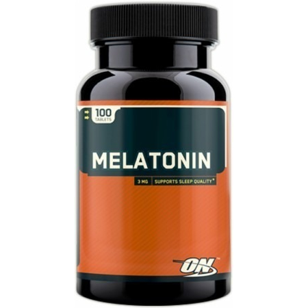 Мелатонин Optimum Nutrition - Melatonin 3 мг (100 таблеток)