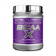 BCAA Scitec Nutrition - BCAA-X (330 капс)
