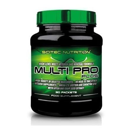 Витамины и минералы Scitec Nutrition - Multi Pro Plus (30 пакетиков)