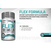 BioTech - Flex Formula Glucosamine and Chondroitin (60 капс)