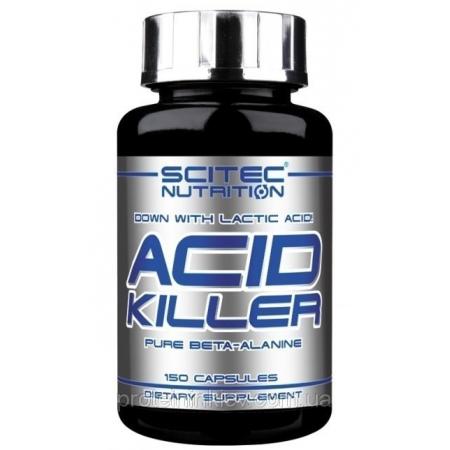 Beta Alanine Scitec Nutrition 120 грамм