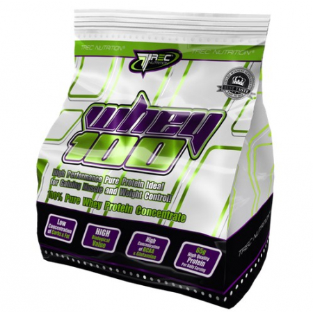 Whey 100 Trec Nutrition 2275 грамм