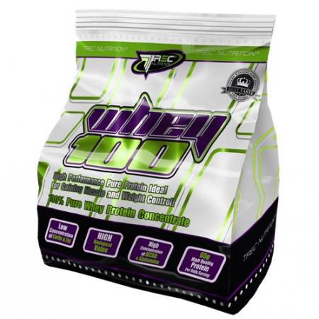 Trec Nutrition - Whey 100 (2275 гр)