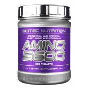 Scitec Nutrition - Amino 5600 (500 таб)