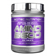 Аминокислоты Scitec Nutrition - Amino 5600
