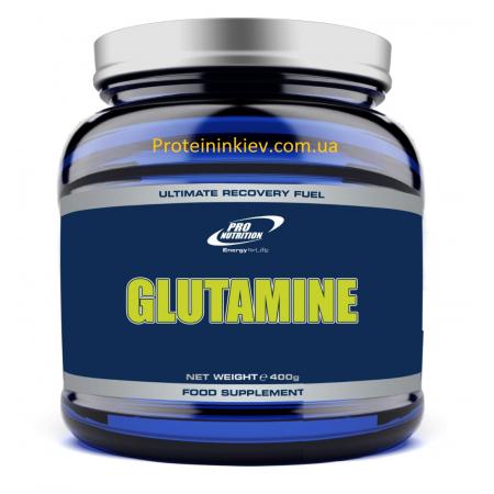Glutamine Pro Nutrition 400 грамм (глютамин)