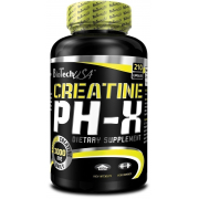 Креатин BioTech - Creatine pH-X (210 капс) (п 2 капс)