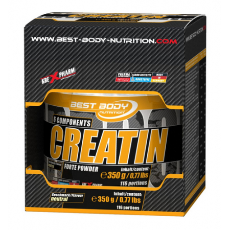 Hardcore Creatin Forte Neutral Best Body 350 грамм