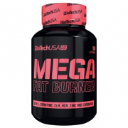 BioTech - Mega Fat Burner (90 капс) (п 3 капс)
