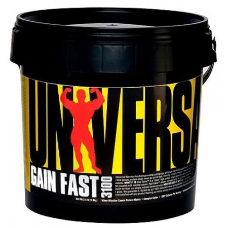 Гейнер Universal Nutrition - Gain Fast 3100 (4500 гр)