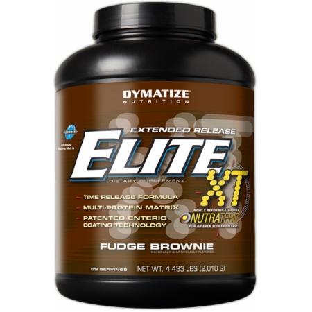 Dymatize Nutrition - Elite XT (1800 гр) [rich chocolate/насыщенный шоколад]