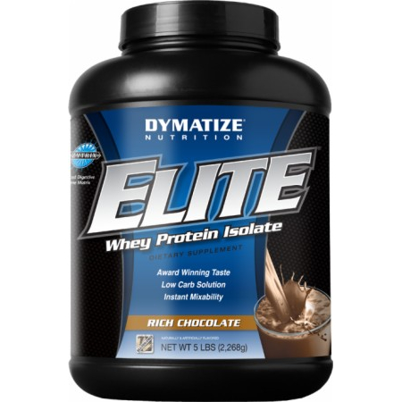 Elite Whey Protein Dymatize Nutrition 2,27 кг