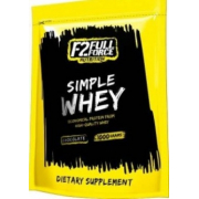 Simple Whey Full Force 3000 грамм