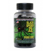 Cloma Pharma - Black spider 25 ephedra (100 капс)