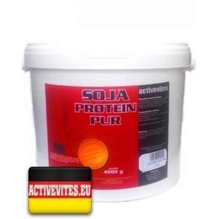 Соевый протеин Activevites - Soja Protein Pur (2500 грамм)