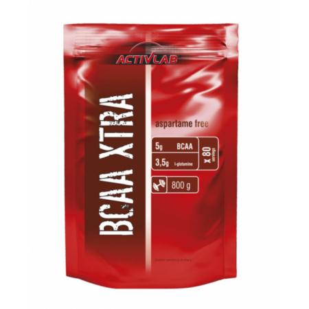 ОБЩАЯ - BCAA ActivLab - BCAA XTRA (800 гр) (п 10 г)