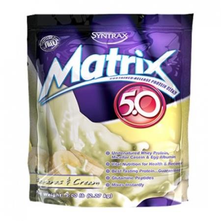 ОБЩАЯ - Syntrax - Matrix 5.0 (2270 гр)