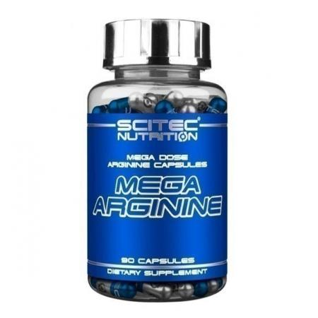 Аргинин Scitec Nutrition - Mega Arginine