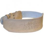 Пояс атлетический кожаный Gym Star - Weight Lifter HFB-204 (XXL)