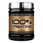 Креатин Scitec Nutrition - 100% Pure Creatine (300 грамм)
