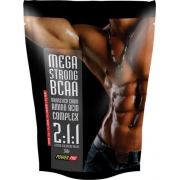 Аминокислоты Power Pro - Mega Strong BCAA 2:1:1 (300 грамм)