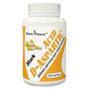 Stark D-Aspartic 500 мг - Stark Pharm (120 капс) (D-аспарагиновая кислота тестостерон бустер)