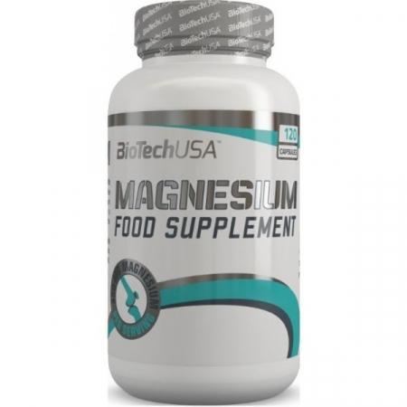 Магний BioTech - Magnesium 350 мг (120 капсул)
