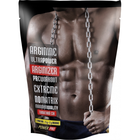 Аргинин Power Pro - Arginine Ultrapower (300 грамм)