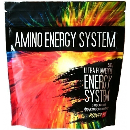Аминокислотный комплекс Power Pro - Amino Energy System (500 грамм)