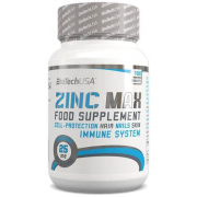 BioTech - Zinc MAX (100 таб) (цинк) (п 1 таб)