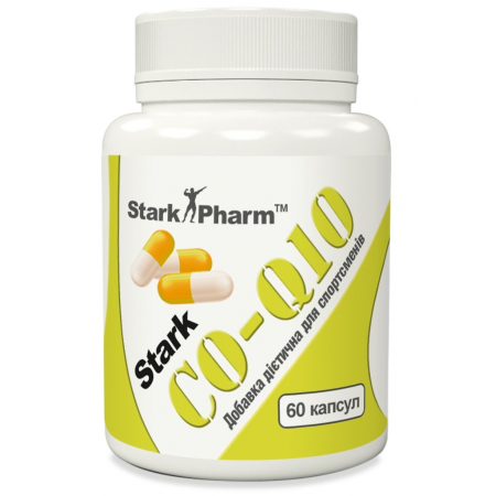 (ПРОБНИК) Антиоксидант Stark Pharm - CO-Q10 Coenzyme 50 мг (1 капсула)