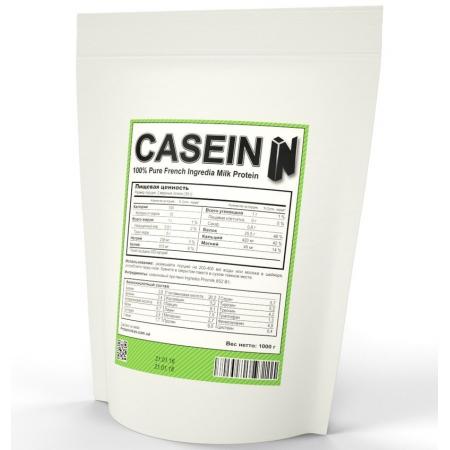 Казеиновый протеин Ingredia Франция (питание организма ночью) 1 кг Proteininkiev