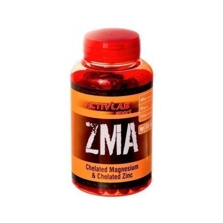 Витамины и минералы ActivLab - ZMA (90 капс)