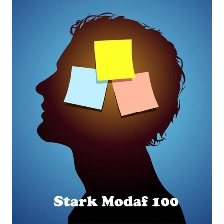 ПРОБНИК Стимулятор для концентрации Mod от Stark Pharm - 100 мг (1 таблетка) мод (оптимизация мышления)