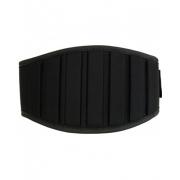 ОБЩАЯ - Пояс атлетический BioTech - Belt Velcro Wide [black/черный]