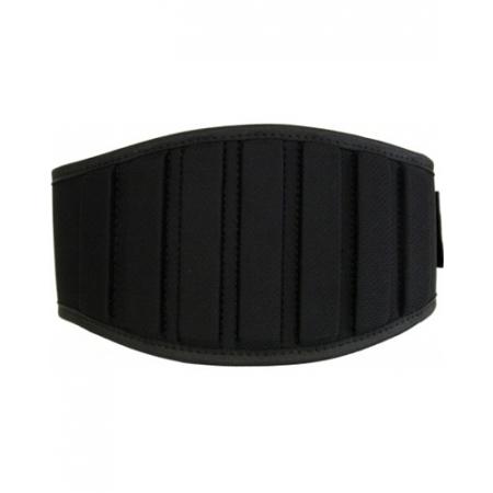 Пояс атлетический BioTech - Belt Velcro Wide (M) [black/черный]