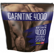 Карнитин Power Pro - Carnitine 4000 (500 гр) [lemon/лимон]
