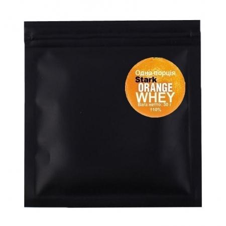 Пробник сывороточного протеина Stark Pharm - Whey (30 грамм) апельсин