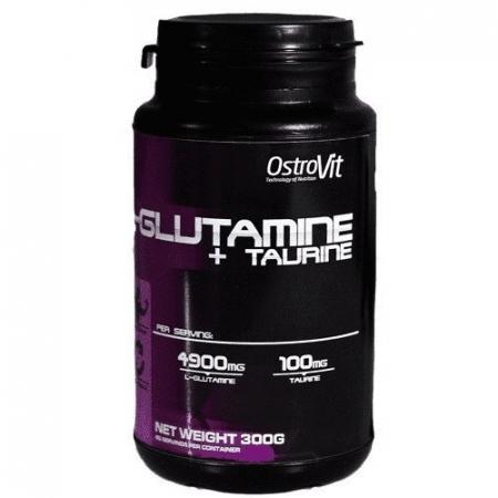 L-Glutamine + Taurine OstroVit 300 грамм