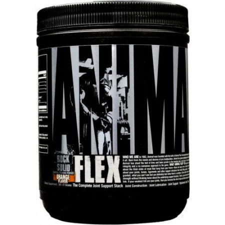 Universal Nutrition - Animal Flex (381 гр) апельсин