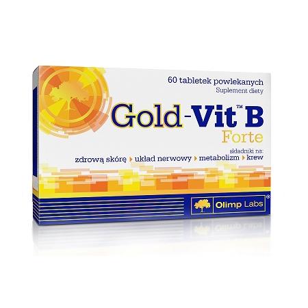 Gold-Vit B Olimp Labs 60 tabs.