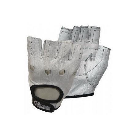 White Style Scitec Nutrition кожаные перчатки